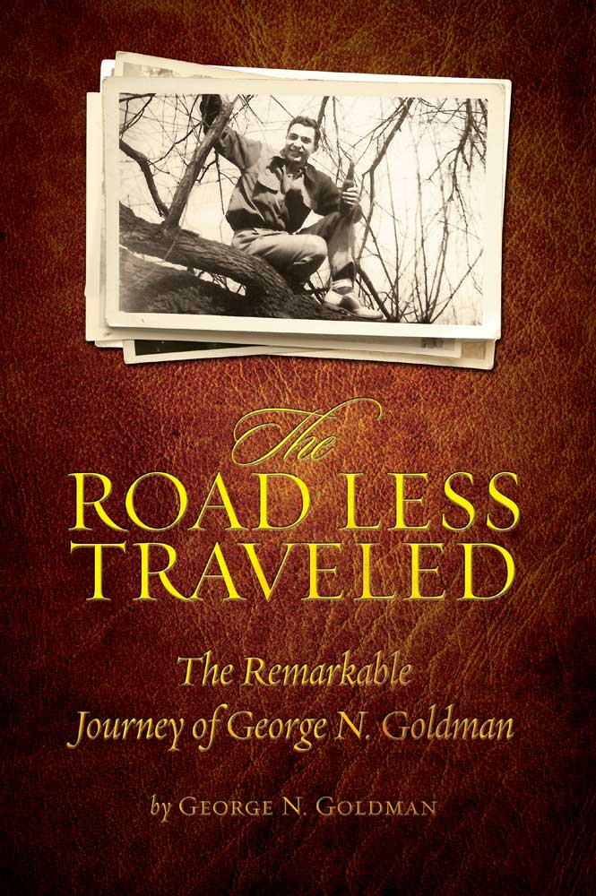The Road Less Traveled: George Goldman Cover